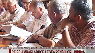 Ce schimbări aduce legea pensiilor