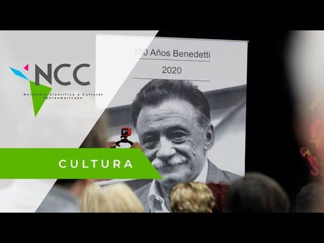 Celebran centenario de Mario Benedetti con obra inédita