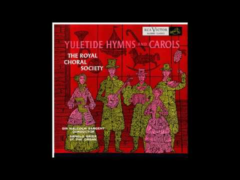 Royal Choral Society- Yuletide Hymns and Carols. 1954