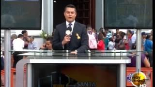 TVC Hoy Mismo al Día - Misa en honor a la Virgen de Suyapa en el 268 aniversario de su hallazgo
