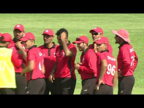 1st ODI: HKG v PNG 2016 (Part 2)