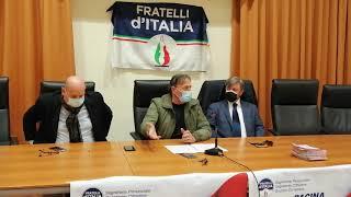 Fratelli d'Italia organizza raccolta firme contro l'amministrazione Rossi