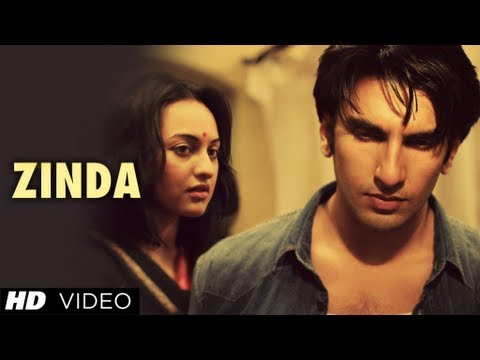 Lootera Zinda Video Song (Official) | Ranveer Singh, Sonakshi Sinha