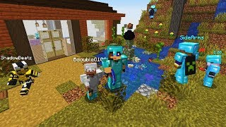 THE BDUBS SHEEP ARENA! - MINECRAFT MONDAYS with The Crew! (Episode 34)