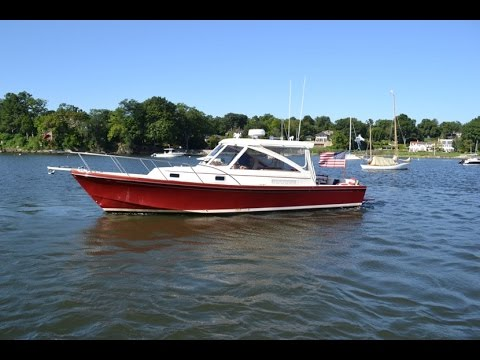 Little Harbor 36 SOLD By Ben Knowles From East Coast