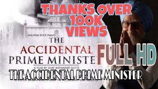 The Accidental Prime Minister || Anupam || Akshaya || Ahana || Arjun ||