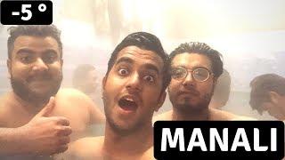 BATHING IN -5 ° TEMPERATURE   MANALI.mp3