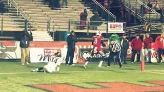 Jordan Williams Ball State WR #8