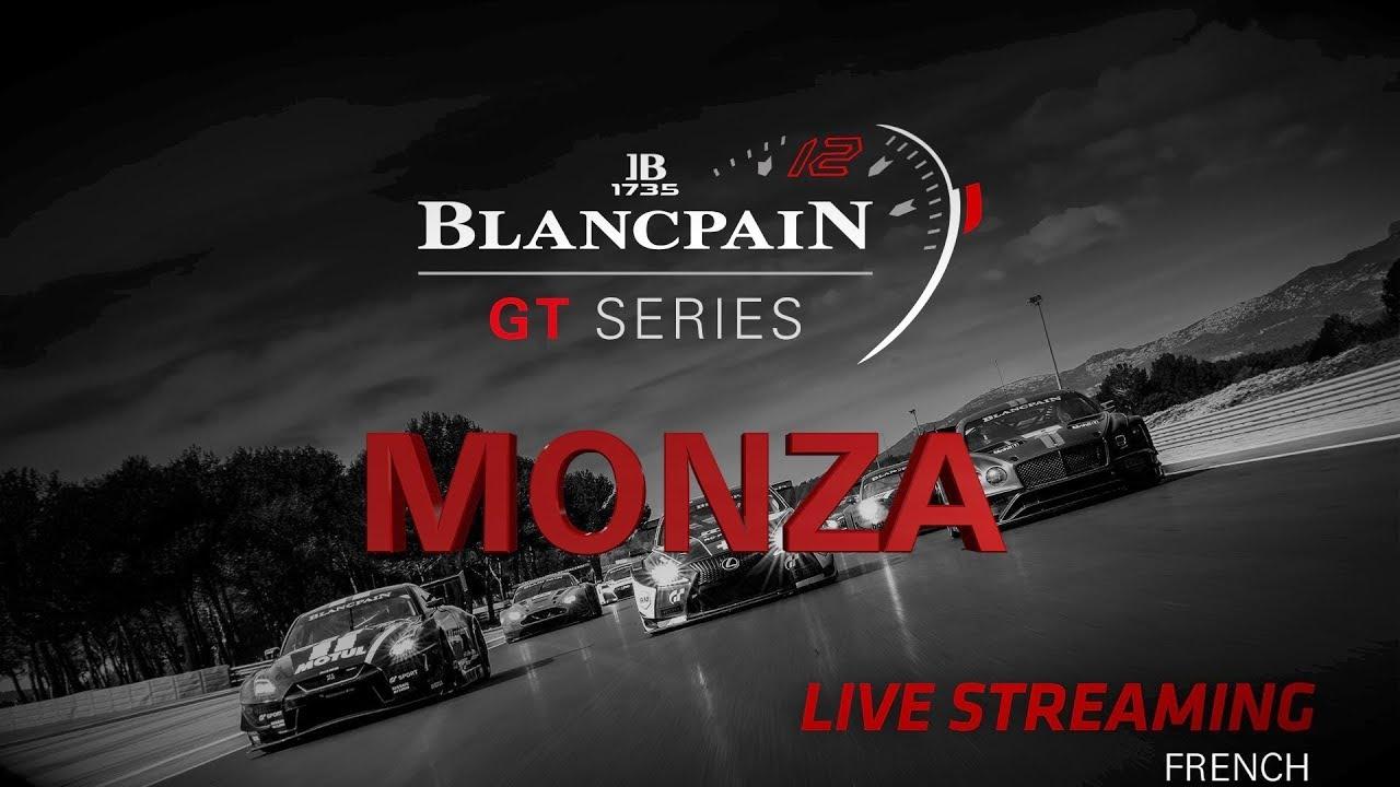 3 Ore Di Monza 2018 Flyer Blancpain GT Series Endurance Cup