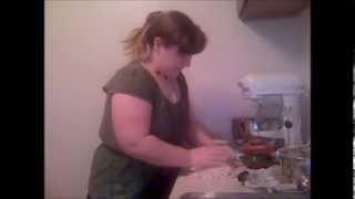 Kiflis: Hungarian Christmas Cookies, Part One: The Dough