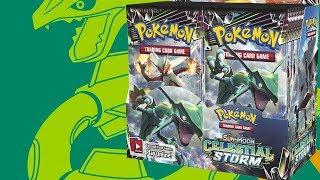 18 Celestial Storm Pokemon Packs The Hunt for Stakataka GX
