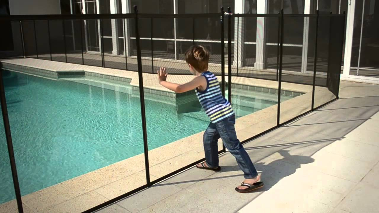 Why Choose A Protect Child Pool Fence