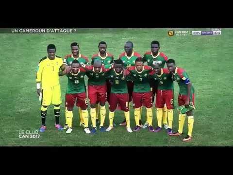 LE CLUB CAN 2017 BURKINA FASO - CAMEROUN  GABON 2017 Samedi 14 Janvier 2017
