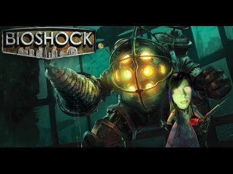 bioshock un precioso jard n cementerio cap 8 youtube