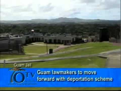 Guam Lawmakers Push For Enforcement Of Deportation Law