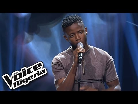 Chike Sings 'Roses' / Blind Auditions / The Voice Nigeria