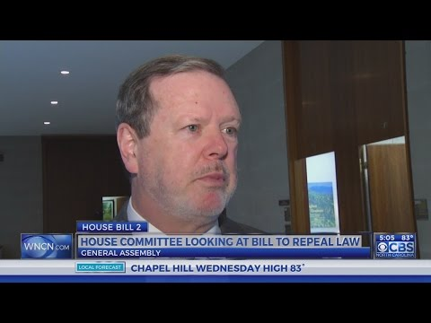 Berger defends HB2 as NC short session continues