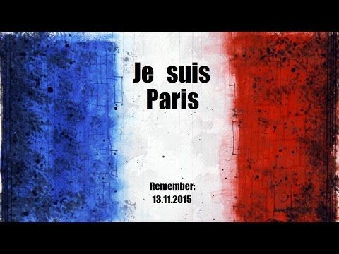 Je suis Paris // French Disco House Mix 2015