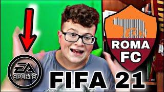 Su FIFA 21 la ROMA si chiamerà ROMA FC e non avrà STEMMA ne STADIO. SFOGO??? NO, NUN ME FREGA NCAZZO