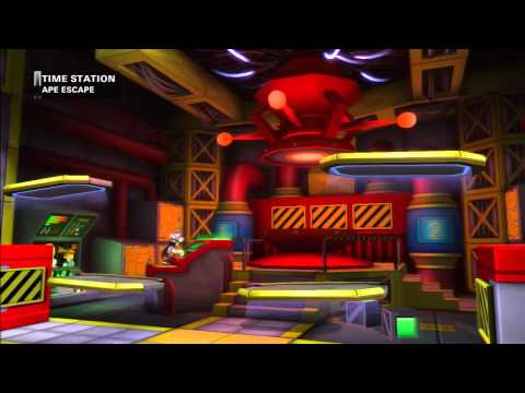 PlayStation All-Stars Battle Royale All Stages Intros