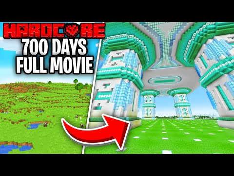I Survived 700 Days on Hardcore Minecraft And This Is What Happened - Skyes