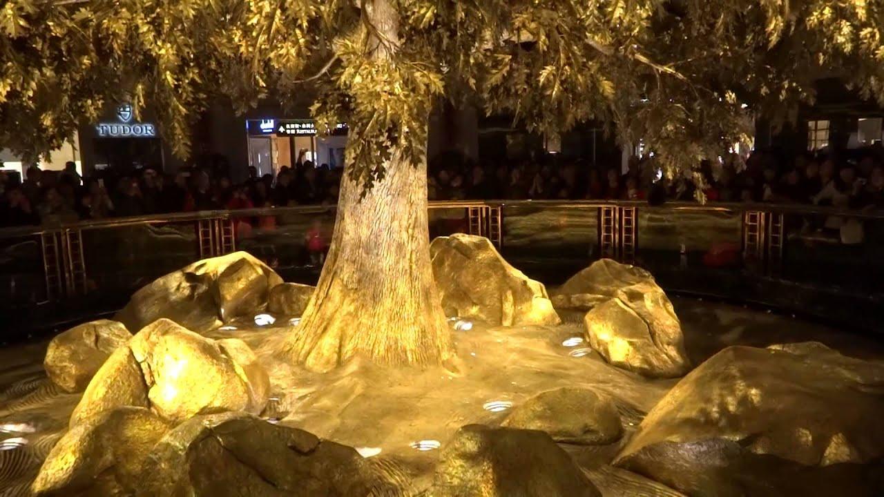 tree of prosperity at wynn macau  u5409 u7965 u6a39  u6c38 u5229 u6fb3 u9580