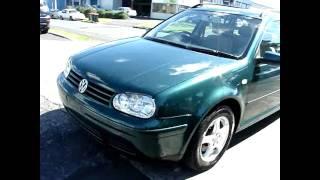 Volkswagen Golf station wagon 2003