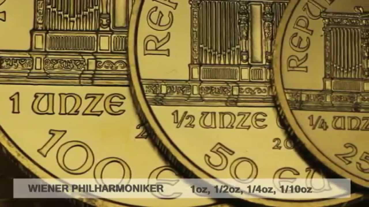 Goldmünze Wiener Philharmoniker Die Erfolgreichste Europäische