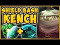WTF RIOT! NEW RUNES 100% GAVE TOO MUCH DAMAGE TO KENCH! TAHM KENCH TOP SEASON 9! - League of Legends