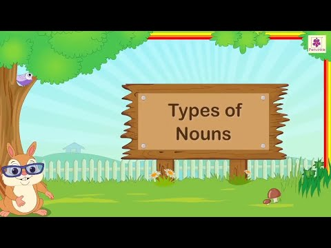 Types Of Nouns | English Grammar For Kids | Periwinkle