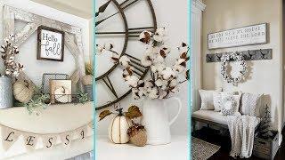 ❤DIY Shabby chic style Cotton Stem decor Ideas❤ | Home decor & Interior design| Flamingo Mango|
