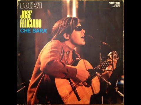 José Feliciano José Feliciano CHE SARA' (Italy )1971 original  FULL ALBUM