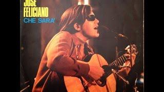 Gambar cover José Feliciano José Feliciano CHE SARA' (Italy )1971 original  FULL ALBUM