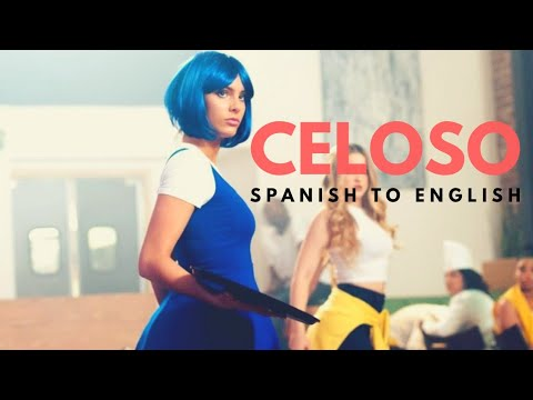 Lele Pons - Celoso - Lyrics Video (Spanish to English)
