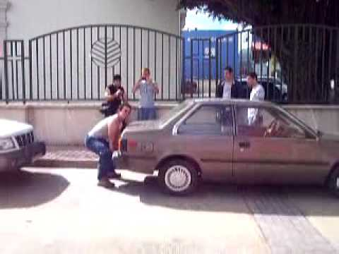 Titan Lifting a car 044.MOV