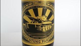Achtung Panzer z browaru Beer Bros