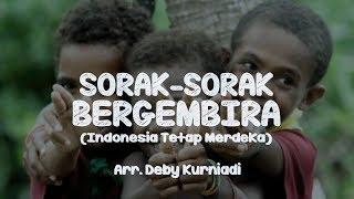 Indonesia Tetap Merdeka (Sorak-Sorak Bergembira) Versi Reggae Arr. Deby Kurniadi [Instrumental]