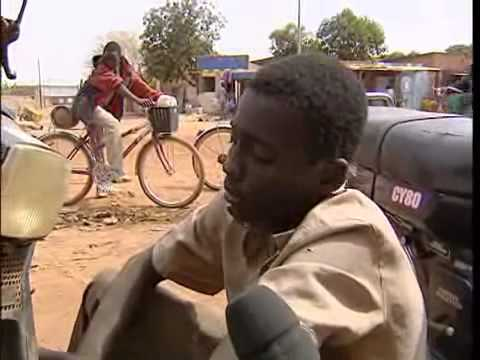Burkina Faso A New Life for Trafficked Children