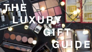 The Luxury Christmas Beauty Gift Guide | ViviannaDoesMakeup