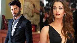 "Aishwarya Rai - Romance Fawad Khan in ""Ae Dil Hai Mushkil"" 