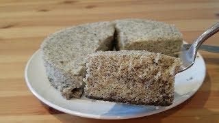 [實驗室] 水蒸蛋糕 黑芝麻篇 sesame steamed cake