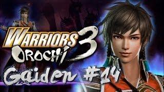 Baixar Warriors Orochi 3 [PSN] | Ep. 19: Gaiden 14 - Batalla de Hefei