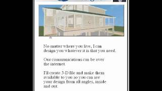 Engineer Designer From Home Design To Floorplans For House Building