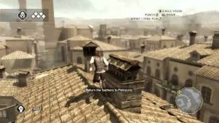 Assassins Creed 2 Gameplay PC