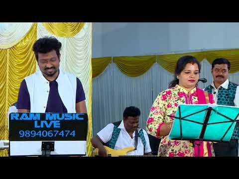 Poongathave Thaal Thiravai - Singer Senthildass, Padmavathi