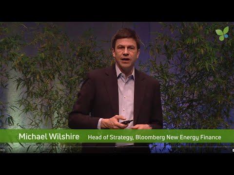 ECO19 Berlin: Michael Wilshire Bloomberg New Energy Finance