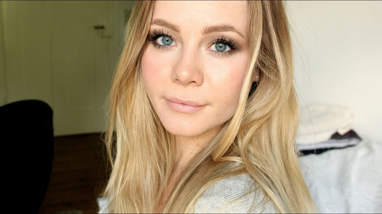 HILARY DUFF INSPIRED MAKEUP TUTORIAL - YouTube