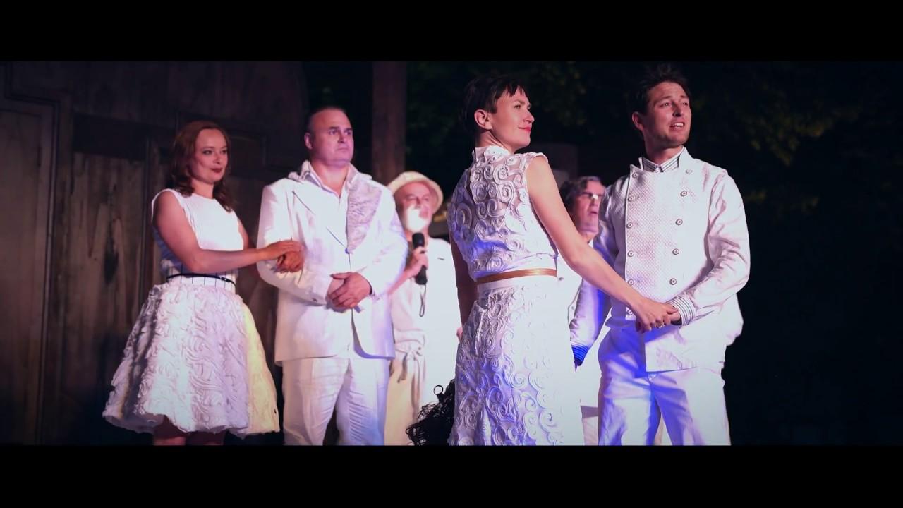 DER TOLLE TAG ODER FIGAROS HOCHZEIT - Staatstheater Cottbus (Trailer)