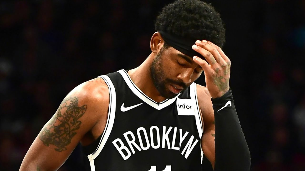Kyrie Irving and Nets Fined $25K! 2020-21 NBA Season - YouTube
