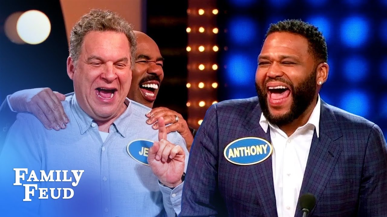 Download EPIC EPISODE! It's black-ish vs. The Goldbergs!   Celebrity Family Feud